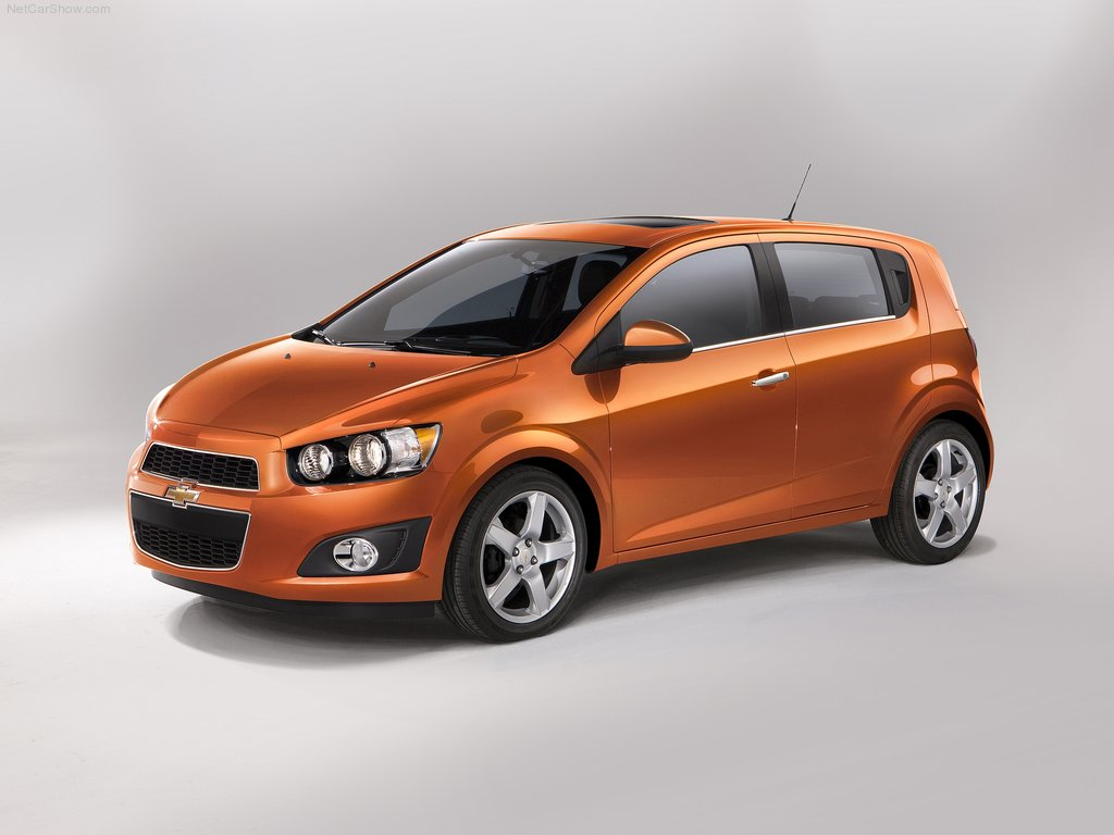 Chevrolet Sonic Car Hire