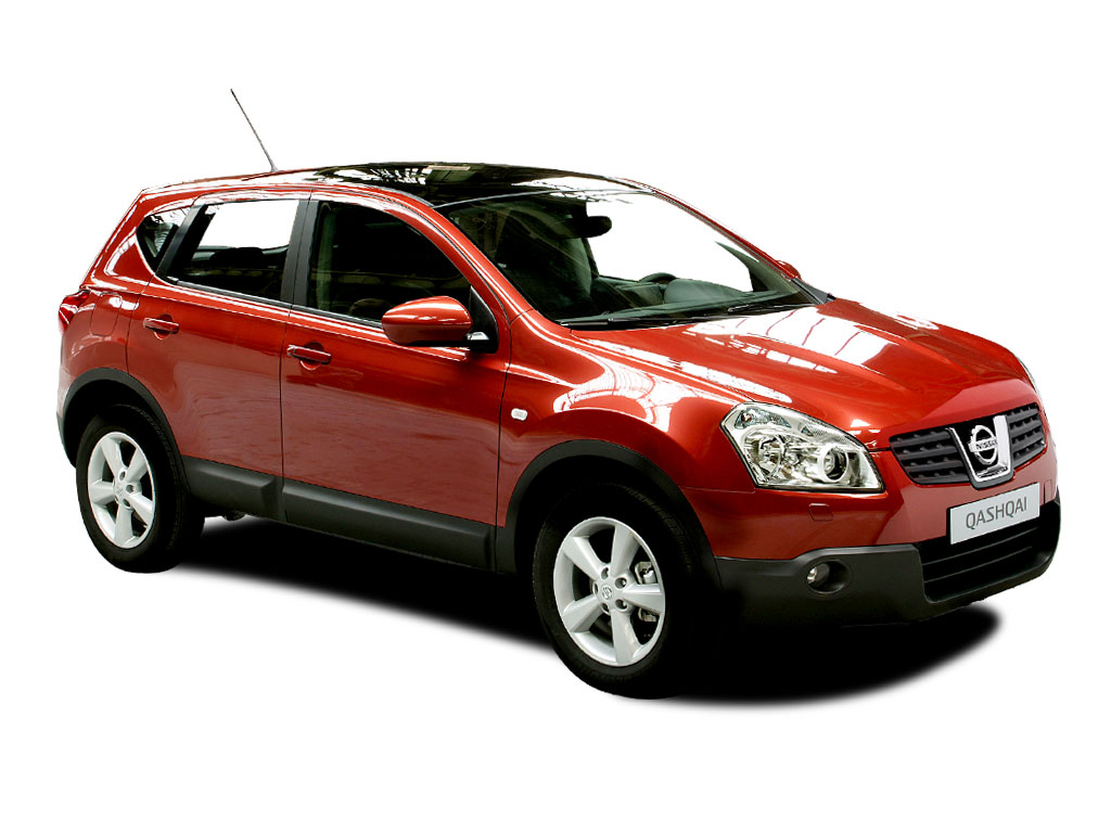 Nissan Qashqai 4x4 Vehicle Hire