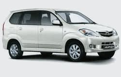 Toyota Avanza Vehicle Hire