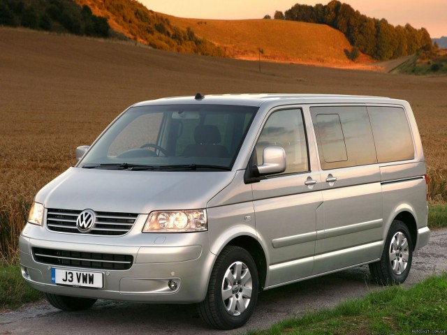 VW Transporter Rental